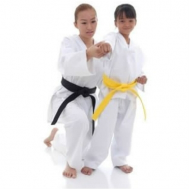 Nihon karate suit children white